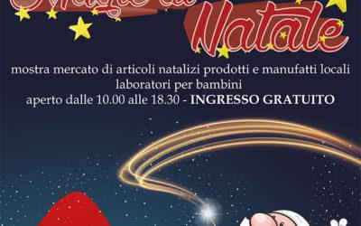 MAGIE DI NATALE 2 e 3 DICEMBRE 2017